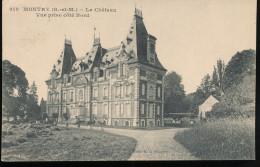 77 --   Montry --Le Chateau - Vue Prise Cote Nord - France