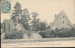 77 --   Egreville -- Le Chateau , Ses Commun Et Ruines De La Grange - Des - Dimes - France