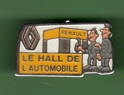 RENAULT *** LE HALL DE L'AUTOMOBILE *** A046 - Renault