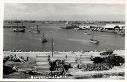 Syria, LATAKIA اللَاذِقِيَّة , Harbour Scene (1950s) RPPC - Syria