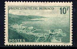 MONACO - 182** - VUE GENERALE DE LA PRINCIPAUTE - Monaco