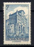 MONACO - 181** - CATHEDRALE DE MONACO - Neufs