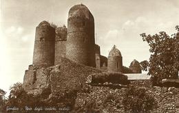 """829 """" GONDAR - UNO DEGLI ANTICHI CASTELLI (ETIOPIA) """" CART  NON SPED.9 - Etiopia"""