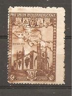 España/Spain-(MNH/**) - Edifil  567 - Yvert 458 - 1889-1931 Reino: Alfonso XIII