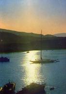 Costa Smeralda - Porto Cervo - Tramonto Sul Golfo - 14167 - Formato Grande Viaggiata – E 5 - Italia