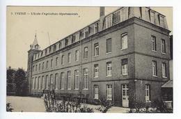 CPA Yvetot L'École D'Agriculture Départementale - Yvetot