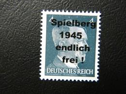 Local Spielberg Osterreich 1945 Overprint MNH - 1945-.... 2nd Republic
