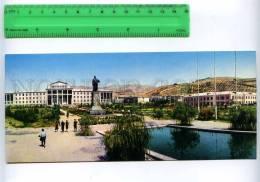228780 Tajikistan Dushanbe Agricultural Institute Old Postcard - Tajikistan