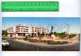 228782 Tajikistan Dushanbe Kuibyshev Monument Old Postcard - Tajikistan