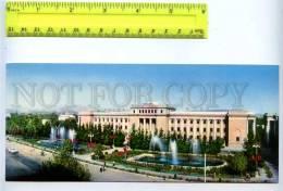 228783 Tajikistan Dushanbe Putovsky Square Old Postcard - Tajikistan