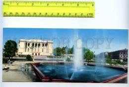 228785 Tajikistan Dushanbe Moscow Square Old Postcard - Tajikistan