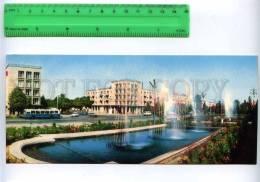 228786 Tajikistan Dushanbe Lenin Prospekt Old Postcard - Tajikistan