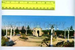 228787 Tajikistan Dushanbe Sadriddin Aini Mausoleum Postcard - Tajikistan