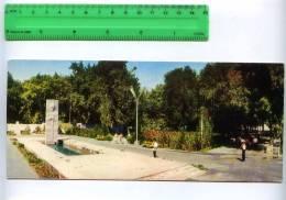228788 Tajikistan Dushanbe Civil War Heroes Monument Postcard - Tajikistan