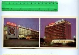 228803 Tajikistan Leninabad Khujand Hotel Leninobod Postcard - Tajikistan