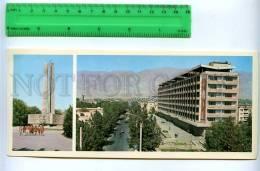 228813 Tajikistan Leninabad Khujand Lenin Street Old Postcard - Tajikistan