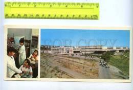 228814 Tajik Leninabad Khujand Secondary School Dzerzhinsky - Tajikistan