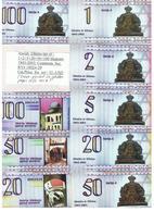JEWISH  GHETTO  ERROR  SET. - Lithuania