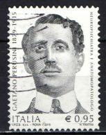 ITALIA - 2015 - GAETANO PERUSINI - USATO - 6. 1946-.. República