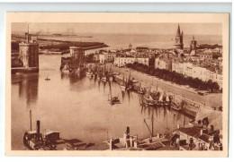 20853   CPA      Port Historique De   LA ROCHELLE    ACHAT DIRECT - La Rochelle