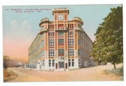 20896  CPA  BESANCON : Nouvelle Ecole D' Horlogerie !  1933 , Jolie Carte Colorisée ! ACHAT DIRECT - Besancon
