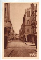 20905 CPA   LA ROCHELLE  : Rue Dupaty  , Rue Eugène Fromentin !    ACHAT DIRECT !! - La Rochelle