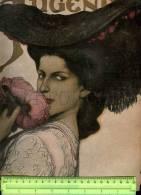 231307 GERMANY ART NOUVEAU JUGEND Magazine 1902 Year #47 - Books, Magazines, Comics