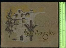 229651 USA LOS ANGELES & Vicinity Vintage ALBUM Illustrations - Books, Magazines, Comics
