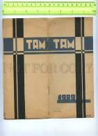 229959 USSR 1929 AVANTGARDE BROCHURE Theatre Acting Mastership - Books, Magazines, Comics