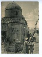 232533 USSR Tajikistan Khujand Mosque Grave Vintage Postcard - Tajikistan