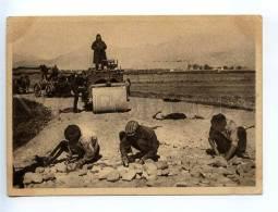 232546 USSR Tajikistan STALINABAD Dushanbe Road Construction - Tajikistan