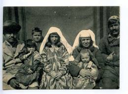 232547 USSR Tajikistan Pamir Tajik Family Vintage Postcard - Tajikistan