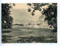 232548 USSR Tajikistan Pamir Khoroch Town Vintage Postcard - Tajikistan
