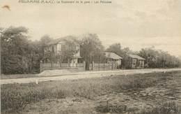 "CPA FRANCE 62 "" Stella Plage, Le Boulevard De La Gare"". - Other Municipalities"