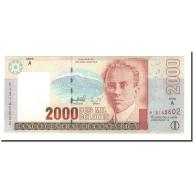 Billet, Costa Rica, 2000 Colones, 1998, 1997-07-30, KM:265a, NEUF - Costa Rica