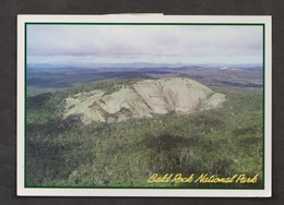 Aerial View Of Bald Rock - Bald Rock National Park - Used - Australia
