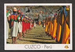 Inti Raymi Party Cuzco, Peru - Used - Peru