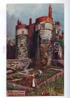 236476 UK JOTTER Tower Of London Byward Tower 1904 Year RPPC - Illustrators & Photographers