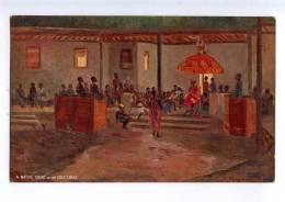 235461 Ghana GOLD COAST Native Court Vintage TUCK Postcard - Ghana - Gold Coast
