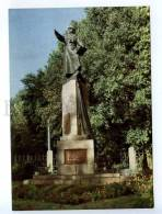 238906 USSR Kyrgyzstan Frunze Bishkek Panfilov Monument Old - Kyrgyzstan