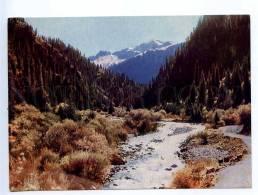 238937 Kyrgyzstan Jets-Oguz River Valley Old Postcard - Kyrgyzstan