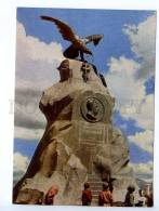 238939 Kyrgyzstan Przhevalsky Monument Old Postcard - Kyrgyzstan