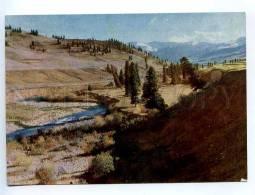 238946 Kyrgyzstan Chimindy-Sai Valley Old Postcard - Kyrgyzstan