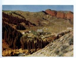 238947 Kyrgyzstan Jets-Oguz Resort Old Postcard - Kyrgyzstan