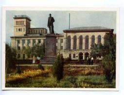 238978 USSR ARMENIA Leninakan Lenin Square Old Postcard - Armenia
