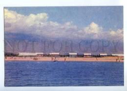 237267 Kazakhstan Issyk-Kul Lake Pension Dolinka Old Postcard - Kazakhstan