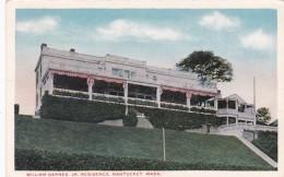 Massachusetts Nantucket William Barnes Jr Residence - Nantucket