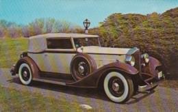 1933 Packard - Passenger Cars