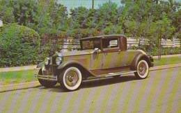 1931 Packard Coupe Vintage Car - Passenger Cars