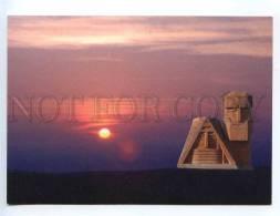 239463 ARMENIA Dusk In Nagorno-Karabagh Postcard - Armenia